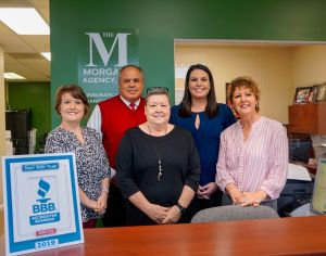 The Morgano Agency Team