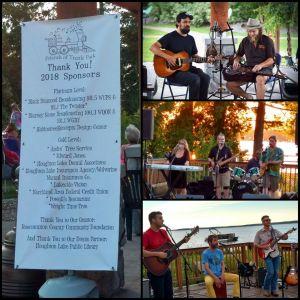Summer Music Trestle Park 2018