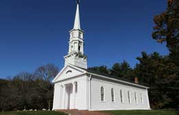 Cranford, New Jersey Church Insurance