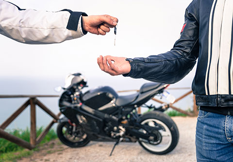 Los Angeles, California Motorcycle Insurance