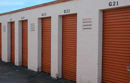 California Self Storage Insurance