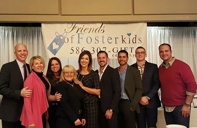 Friends of Foster Kids