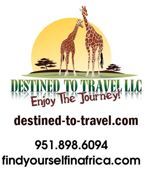 Destined To Travel - African Safaris