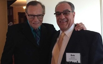 Larry King, Live